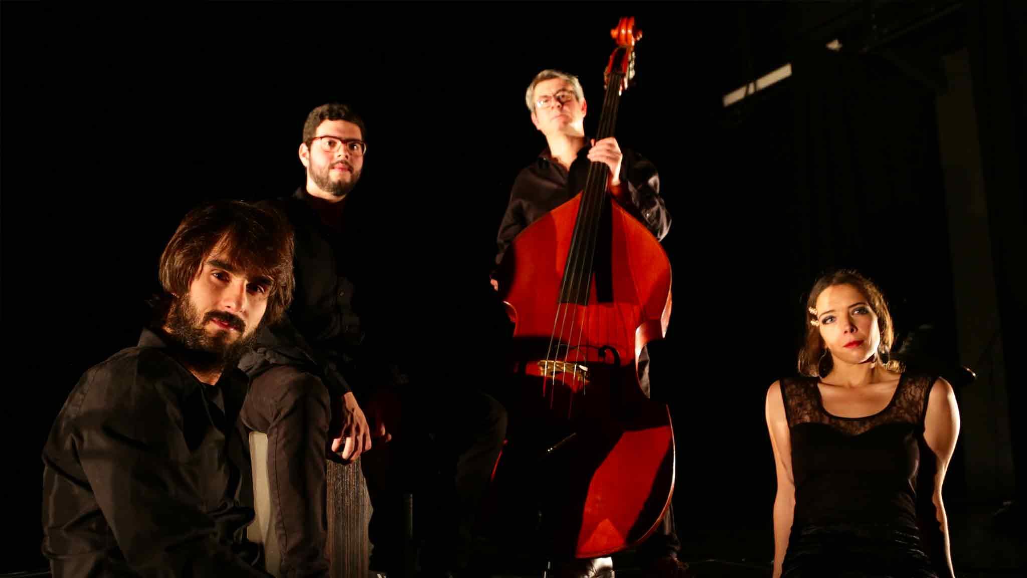 Présentation de la Compagnie de flamenco Minera