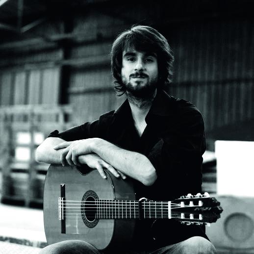 Csaba Ökrös - Guitariste